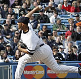 yankees pitcher